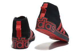 adidas shoes high tops red and black. adidas shoes high tops black and red