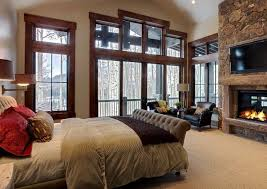 Fascinating Master Bedroom Fireplace In Gorgeous Master Bedroom Interesting Gorgeous Bedroom Designs