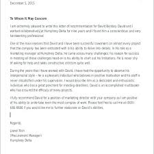 Recommendation Letter For Colleague Sample Reference Letter For Coworker New Simple Re