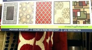 carpet art deco area rugs costco for runner rug