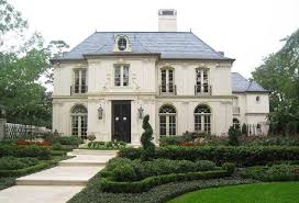 Small Picture Homes Exterior French Country Home Design Style On The Exterior