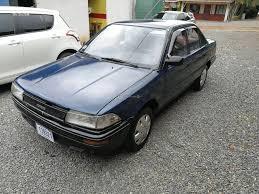 Used Car | Toyota Corolla Costa Rica 1990 | Toyota Corolla 90