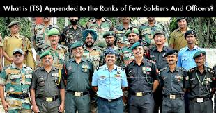 What Is Time Scale Promotion In Indian Army