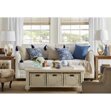 Klaussner Bedroom Furniture Klaussner Furniture Cutler White Coffee Table Reviews Wayfair