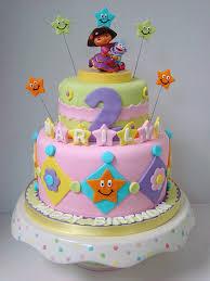 Dora Childrens Birthday Cakes Omg Party Store