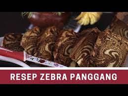 16 october 2019 655 berikut seputar informasi dan pembahasan tentang ketan hitam panggang ny liem serta mengenai resep bolu tersebut tips ini adalah beberapa tutorial lain yang berhubungan dengan ketan hitam panggang ny. Resep Zebra Cake Panggang Ny Liem Indonesian Food Recipes