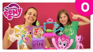 Обзор <b>игрушек My Little</b> Pony. Спаркл и Спайк поют для ...