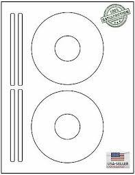 Compatible Cd Dvd Labels Laser And Ink Jet Labels Template 5931 8931 8692 Ebay