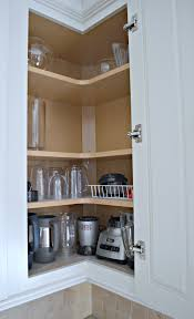 Kitchen Upper Corner Cabinet Tips For Designing An Organized Kitchen