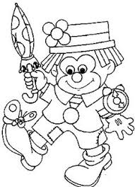 coloring pages for kids to print clowns and circus coloring page clown coloring pages 73