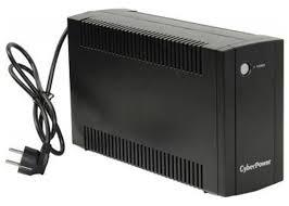 ИБП <b>CyberPower UT1050EI</b> 1050ВА <b>черный</b>