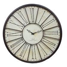 Grande Horloge Murale L Ancienne De Gare Horloge Pinterest
