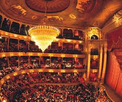 Academy Of Music Seating Chart Balcony Academy Of Music Opera Philadelphia