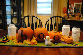 scary and terrific halloween pumpkin home decor for interior and ...