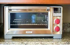 wolf countertop oven review wolf gourmet oven front view wolf gourmet countertop oven elite review