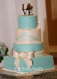 Modern Wedding Cakes Croissants Myrtle Beach Bistro Bakery