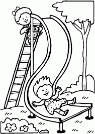 Small Picture People and places coloring pages Mom and girl reading