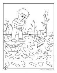 It might have helped if the object we were supposed to find actually looked like what we were supposed to find. Printable Fall Hidden Pictures For Kids Woo Jr Kids Activities