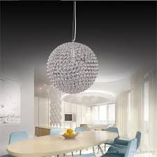 big luxury led round crystal chandeliers restaurant chandeliers bedroom study crystal chandeliers for voltage 90 260v