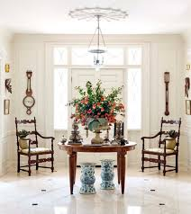 ... Appealing Entryway Round Table 110 Tall Round Foyer Table Gorgeous Entry  Table: Full Size