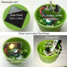 Ana618 Solar Light Download English Pdf Datasheet For Ana618 Solar Lawn Light
