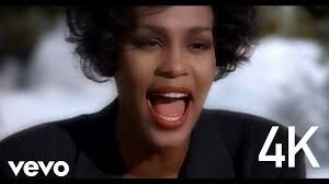 Whitney Houston - I Will Always <b>Love You</b> (Official 4K Video ...