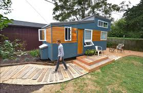 Small Picture New Lancaster company builds on the tiny house movement Home