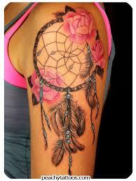 Native Dream Catcher Tattoo