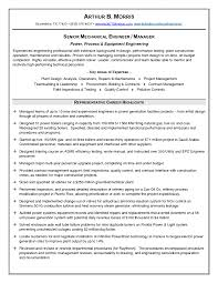 100 Mechanical Engineering Resume Template Engineer Examples Civil