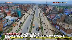 Earthquake damage road stock photos and images. Ai For Earthquake Damage Modelling By Arpan Das Towards Data Science
