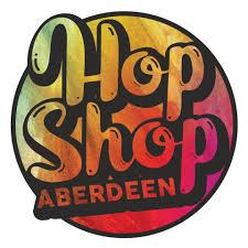 Hop Design Shop Nathan Mellis Hop Shop Aberdeen Logo Design