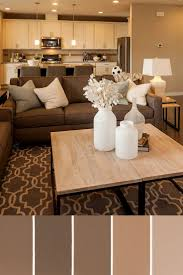 Paint Color Combinations For Living Rooms 25 Best Ideas About Living Room Brown On Pinterest Brown Couch