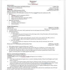 Spring insight week-Wreck my CV