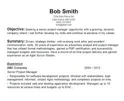 Career Objective For Experienced Resume Here Are Resume Career Objective Objective Resume Throughout 18