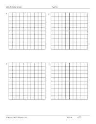 Graph Paper 4 Quadrants Akasharyans Com