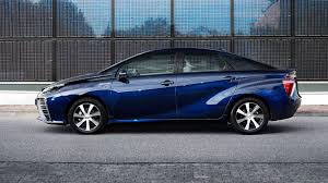 Toyota Mirai (2015) hydrogen fuel cell vehicle review by CAR Magazine