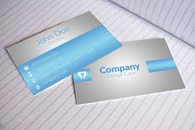 dental visiting card design dental business cards design on behance