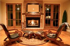 rustic fireplace mantels designs