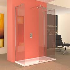 Walk In Shower Enclosure Line 1400 X 700 Walk In Shower Enclosure With Tray Amazoncouk