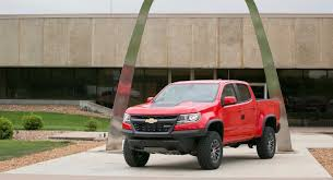 2017 Chevy Colorado ZR2 is ready for the desert   The Torque Report