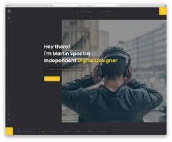 Resume Making Sites 30 Top Resume Website Templates For Online Cvs 2019 Colorlib