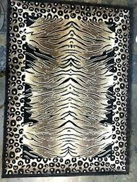 animal print area rugs 8x10 awesome inspiration ideas leopard anim