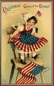 Image result for july 4th clip art vintage