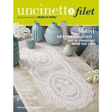 Abbonamento uncinetto / abbonamento uncinetto : Uncinetto Filet 4