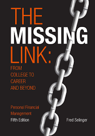 pearson learning solutions the missing link from college to career and beyond personal financial management 5