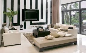 Interior House Designs Photos With Coolest White Living Room Theme