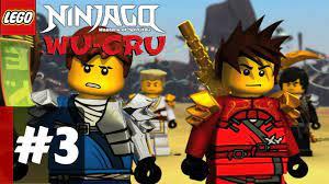 LEGO Ninjago WU CRU Android Gameplay Part 3 - Lego Game Series   Lego games,  Lego ninjago, Ninjago