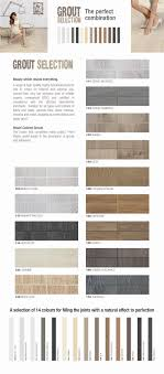Grout Selection