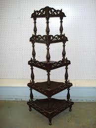 corner furniture pieces. Image 4 : Two Pieces Of Victorian Furniture Including A Black Walnut Corner .
