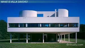 Rococo Architecture: Characteristics & Style. Villa Savoye: Plans,  Structure & Analysis